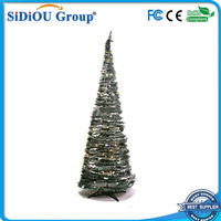 Buy new products from market pre lit christmas trees led lights in ...