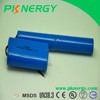 1865 lithium ion battery 7.4v with 2200mah