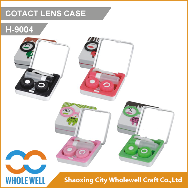 how to read contact lens box