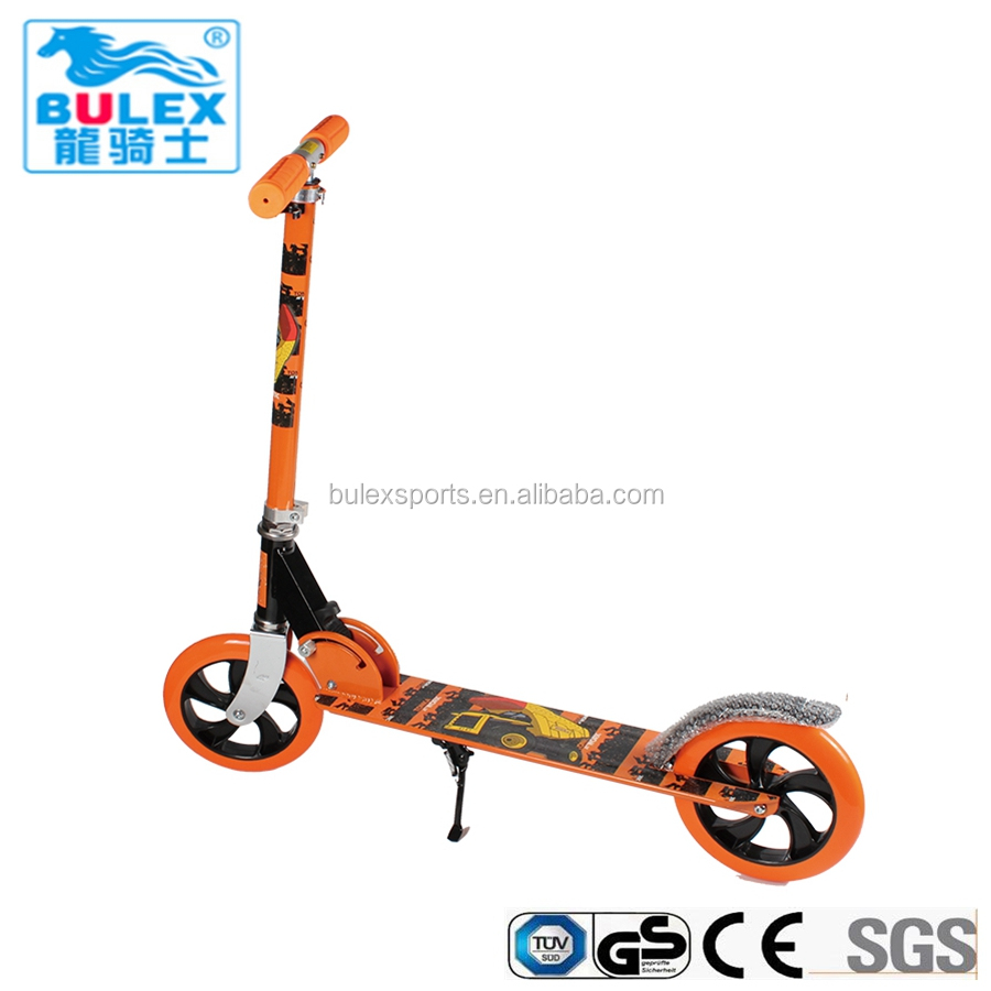 Adjustable folding two wheel pro kick scooter for kids