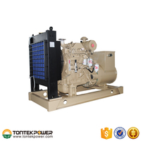 40kW Turbine Portable Diesel 4 Cylinders Marine Powerful Genset