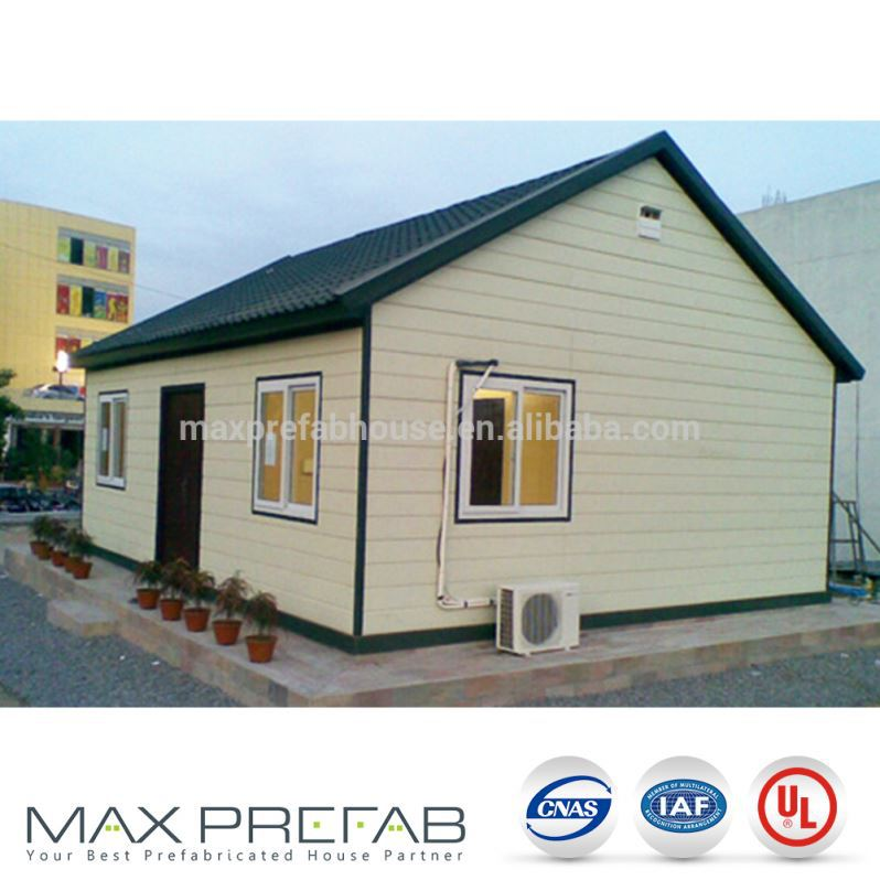 KH5676 cabin prefab 3 bedroom kit homes
