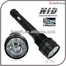 85w 75w 65w 50W 38w Xenon 6600mAh battery rechargeable hid flashlight