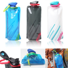 Customized BPA Free Foldable Water Bottle/Collapsible Water Bottle/Folding Water Bottle