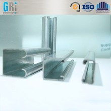 Perfortaed Stainless Steel Unistrut Channel