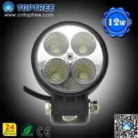 Cree 12W Led Head Lights Motorcycle Driving Lights