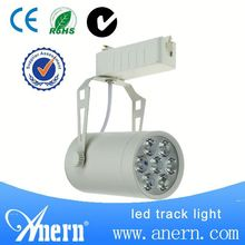 Anern 7W high lumen cool white battery powered led track lighting