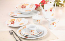 47pcs dinner set /butterfly dinnerware/grace tea ware