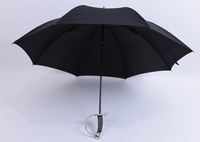 Most Popular Honesen oem and odm real katana sword golf umbrella