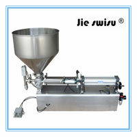 snow white face cream filling machine