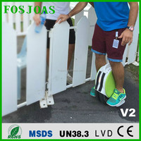 High Quality Fosjoas V2 Classic Model Twin-wheeled Mini Self Balancing Electric Scooter