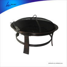 Multi-Function outdoor and indoor cast iron fire pit stand