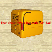 Cooter delivery box motorcycle saddlebags motorcycle accessories parts