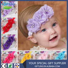 High Quality Lastest Nice Baby Girl Flower Headband /Kids Hair Accessories