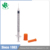 2018 hot selling Insulin syringe with orange cap
