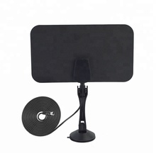 freeview channels DVB-T 25dbi 50 miles vertical/linear amplifier hdtv vhf uhf motor home tv antenna