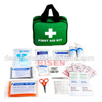 2018 CE ISO FDA Approved OEM custom logo Medical First Aid Kit,Emergency kit For Car,Travel,nursery,office