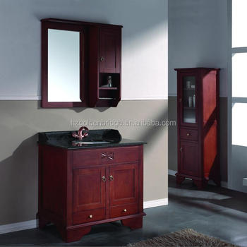 QI-1004 Antique Design Bathroom Vanity