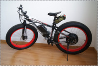 electric off road bike fat tire electric bike