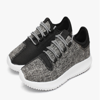 High heel sport sneakers soft air sole shoes mesh fabrics popular power jummping no brand shoes