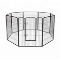 Pet Dog Puppy Outdoor Exercise Playpen Fence