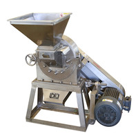 Double Win grinder machine price, stainless steel bean grinder machine,high effective fruit grinder machine