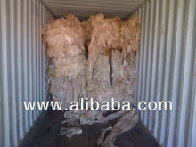 LDPE WASTE FILM IN BALES