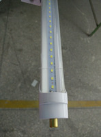 2016 New T8 tube light 32W With 4500k 6500k SMD2835 6FT Single Pin 220V