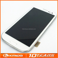 Factory Price LCD for Samsung galaxy s3 lcd touch screen digitizer