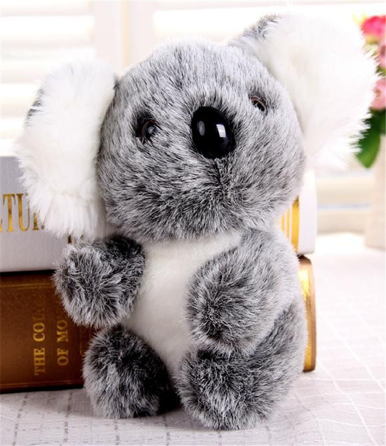 Hot Sale1PC 12cm or 16cm Koalas Popular Product lovely Kawaii Koalas Plush Toys Baby Toy For Kids Birthday Gift Free Shipping