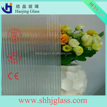 3mm-8mm Clear Chinchilla Patterned/figured Glass