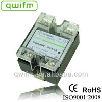 qwifm Single Phase AC/DC 25A Load Current Voltage Regulator Timer Relay