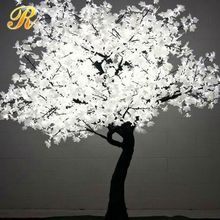 Decorative LED artificial japanese maple tree