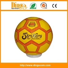 Pvc Leather Machine-stitch Soccerball Size 5,promotional toy football