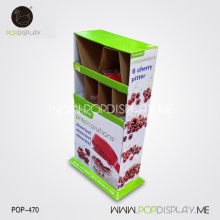 hot sale & high quality Modern Design Floor Standing Cardboard Display for Sports Supplements Nutrition home use