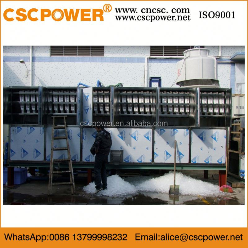 3 ton for ice making business from CSCPOWER