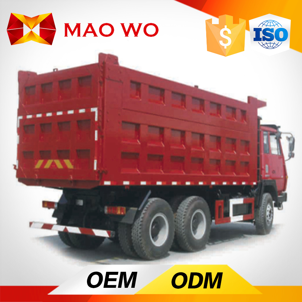Tipper Truck 6x4 30t used dump trucks for sale
