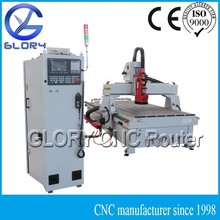 Auto Tool Change CNC with Vacuum System Has High Absorption Capacity