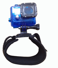 Gopros Wrist strap mount hand band for Gopros accessories, gopros wrist band for SJ cam