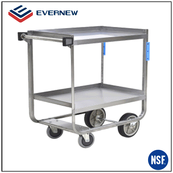 Durable outdoor food trolley carts for sale