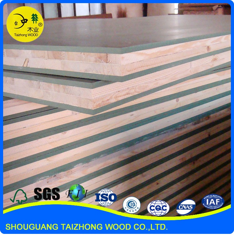 High Quality 44MM Block Board for Door Core