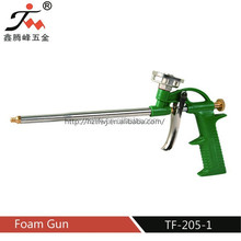 China supply pu foam gun /machines for make sausage