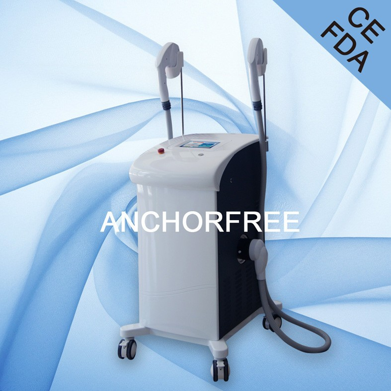 Super Hair Removal IPL Cosmetic Device with Huge Spot Size (A6F-1)