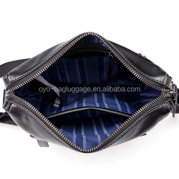 First layer leather shoulder bag for daily using