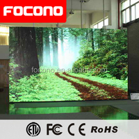 P6 led screen stage backdrop ultra thin Indoor LED Display for concert led video wall
