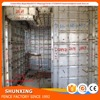 Cost-optimal aluminum formwork construction building materials concrete mold