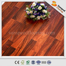 home finish materials 12mm MDF bamboo laminate flooring