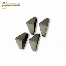 Wholesale YG13C cemented tungsten carbide tips carbide shield cutter TBM