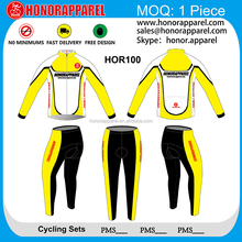 HONORAPPAREL no minimum mountain bike jersey cycling wear cycling clothing easy wear clothing