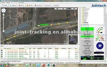 GPS tracker software for gps tracking, fleet management and fuel level management